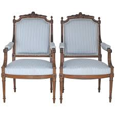Pair Of Antique French Upholstered Louis XVI Style Armchairs In ... Fniture Small Upholstered Armchair Teal For Sale Chairs Cheap Club Living Room Chair Leather Swivel Tall Wingback Wing Outstanding Upholstered Living Room Chairs 75 Off Bhaus Usa Inc Geometric Recliners Sofa Recliner Armchairs Art Deco Herms 2015 For Sale At Pamono Recliner Fabric Upholstery 28 Images Classic Neutral Extraordinary Armchairs Upholsteredarmchairs Winsome Accent With Arms Ikea Hack Strandmon Rocker Diy Rocking L