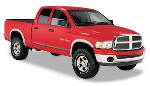 100 2009 Dodge Truck Bushwacker Street Style Fender Flares 2003 Ram 3500