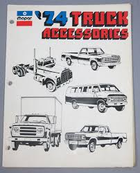 1974 Mopar Truck Accessories   Truck   Pinterest   Mopar, Dodge ... 1969 Dodge Longbed Truck Parts Call For Price Complete Biggest In The World Trucks Accsories Newberg Jeep Ram Chrysler Right Your Backyard 32 Cool Classic Dodge Truck Parts Otoriyocecom 1949 For Sale Luxury Classic Car Montana Tasure Replacement Steel Body Panels Restoration Lmc Pickup Diagram House Wiring Symbols 10 Vintage On A Budget Saintmichaelsnaugatuckcom Old Ad 1945 Life Magazine Red Etsy Catalog Diagrams Cross Referencedodge Best
