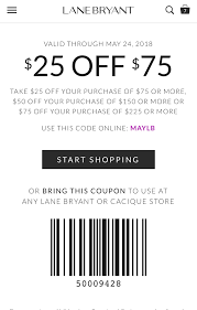 Lane Bryant Coupon: Up To $75 Off With Minimum Purchase ... 27 Of The Best Secrets To Shopping At Kohls Saving Money Monday Morning Qb How I Did Selling Personal Appliances 30 Off Coupon Code In Store And Off 40 5 Ways Snag One Lushdollarcom Friendlys Printable Coupons 2017 Printall Emails Sign Up Jamba Juice Coupon 2018 May With Charge Card Plus Free Bm Reusable Code Instore Only Works Off March 10 Chase 125 Dollars Promo Archives Turtlebird Holiday Black Friday Ads Deals Sales Couponshy Coupons August 2019 Discounts Promo Codes Savings