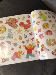 The Berenstain Bears Christmas Tree Book by The Berenstain Bears Christmas Fun Sticker And Activity Book U201d By