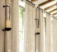 Adorable Belgian Linen Curtains and Belgian Flax Linen Drape