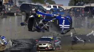 Sheesh! This V8 Supercars Crash Is HUGE | Top Gear Monster Truck Accident Stock Photos Truck Accident Driver Plows Into Crowd At Dutch Auto Show Trucks Passion For Off Road Adventure Updated Bemidji Police Car Atv Crash Dtown Pioneer Best Of Jam Accidents Crashes Jumps Backflips Malicious Tour Home Facebook In Lake Erie Speedway Pa Part 1 Realistic Cooking Samson Wiki Fandom Powered By Wikia Grave Digger Jumps Crashes Trucks Roar Bradford Telegraph And Argus Sailor Still Hospitalized Is Likely To Be Arraigned This Week