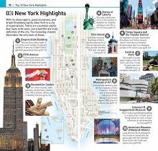 New York City Travel Brochure Booktopia 2018 Dk Eyewitness Top 10 Guide Templates