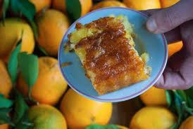 cuisine grecque recette portokalopita ou gâteau grec à l orange la recette des frères