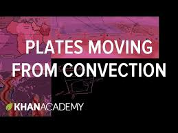 Sea Floor Spreading Animation Youtube by Plates Moving Due To Convection In Mantle Video Khan Academy