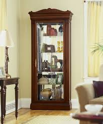 Lockable Liquor Cabinet Plans by Curio Cabinet Howard Miller Marlowe Curio Cabinet Hr Corner