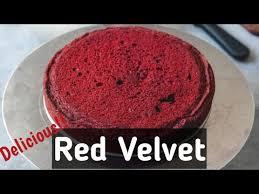 resepi kek velvet lazat dan ringkas