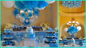 decoration baby shower boy baby shower ideas for boy blue theme