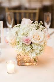 Flowers For Table Centerpieces Romantic Wedding At Castle Spring Decorations