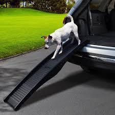 Best Dog Ramp For SUV's, Cars And Trucks - Smart Dog Pro Amazoncom Pet Gear Travel Lite Bifold Full Ramp For Cats And Extrawide Folding Dog Ramps Discount Lucky 6 Telescoping The Best Steps And For Big Dogs Mybrownnewfiescom Stairs 116389 Foldable Car Truck Suv Writers Fun On The Gosolvit Side Door Tectake Large Big Dogs 165 X 43 Cm 80kg Mer Enn 25 Bra Ideer Om Ramp Truck P Pinterest Building Animal Transport Solution With 2018 Complete List Of 38 With Comparison