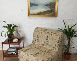 Lycksele Chair Bed Cover by Lycksele Chair Cover Etsy
