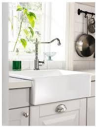 ikea domsjö single sink white 62 x 66 cm de küche