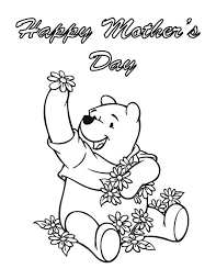 Happy Mothers Day Coloring Pages Free Freecoloring Pagesorg