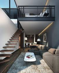 100 Modern Interior Homes Design Ideas About Townhouse Living
