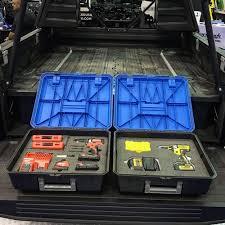 100 Truck Bed DECKED Storage System