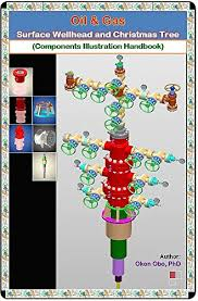 Oil And Gas Surface Wellhead Christmas Tree Components Illustration Handbook By Obo