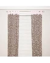 Zebra Curtain by Deal Alert Zebra Curtains
