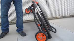 How To Use The GRUV GEAR V-Cart Solo - YouTube Magna Cart Folding Hand Truck Sears Best 2017 Relius Elite Premium Platform Youtube Product Review The 170 Lbs Dolly Push Collapsible Trolley Personal 150 Lb Capacity Alinum Dollies Trucks Paylessdailyonlinecom Milwaukee Handtruck Review Dolly Welcom Mc2s 200 Sorted