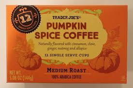 Gevalia Pumpkin Spice Latte Keurig by Amazon Com Trader Joes Pumpkin Spice Coffee 14 Oz Ground