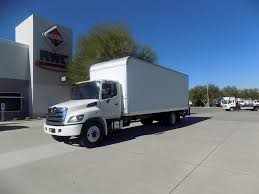 Class 6 Medium Duty Box Truck - Straight Trucks For Sale