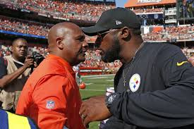 Steelers Behind The Steel Curtain by Scouting The Browns U0027 Week 17 Opponent Pittsburgh Steelers Our