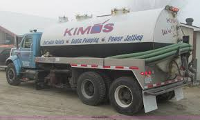 1999 International 4900 Septic Truck | Item L3892 | SOLD! De... Septic Trucks For Sale Vacuum Trailer Suppliers And With Liquid Solid Separation System How To Spec Out A Pumper Truck Dig Different Used In Morrisville Nc On Buyllsearch Costeffective 3000l Sewage Tanker Isuzu Truckvacuum 25 Best Philippines 8000l Isuzu Suction Tank Images Used 2007 Sterling A9513 Septic Tank Truck For Sale In Truck Mount Tank Manufacturer Imperial Industries 2013 Volvo Vhd84b200 Sewer 261996 Miles 2009 Freightliner Columbia 120