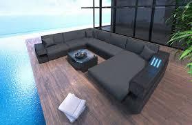 rattan sofa modern ravenna u form gartenmöbel rattansofa set sitzgarnitur lounge