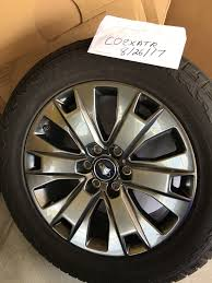 Oem Special Edition Sport 20 Inch Wheels And Tires - Ford F150 Forum ...