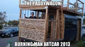 The PaddyWagon