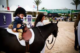 100 Wellington Equestrian Club EQUESTRIAN CAPITAL OF THE WORLD Sebastiano Vitale