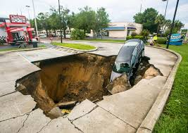 Sinkholes Alachua County Fl by Sinkhole Flooding After Torrential Rains On Sr 200 News Ocala