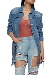 jean jackets for women rainbow