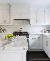 modern white marble glass kitchen backsplash tile backsplash