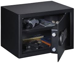 14 Gun Cabinet Walmart by Amazon Com Stack On Ps 15 10 B Biometric Personal Safe With