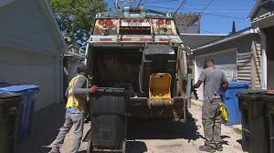 100 Trash Truck Video For Kids Where Does Chicagos Garbage Go Chicago News WTTW