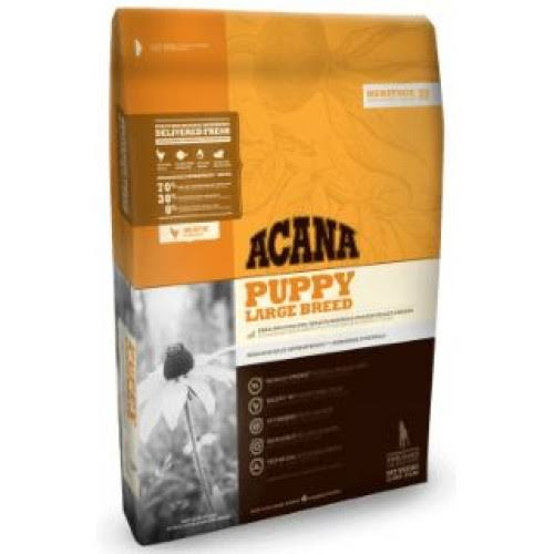 Acana Puppy Large Breed Dog Dry Food - 11.4kg