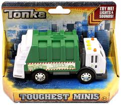 Tonka Toughest Minis Rubbish Truck | Toy | At Mighty Ape NZ