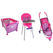 Room Full Of Fun Comes With Everything You Need To Be A Perfect ... Graco Souffle High Chair Pierce Doll Stroller Set Strollers 2017 Vintage Baby Swing Litlestuff Best Of Premiumcelikcom 3pc Girls Accessory Tolly Tots 4 Piece Baby Doll Lot Stroller High Chair Carrier Just Like Mom Deluxe Playset With 2 In 1 Sleepsack For Duodiner Eli Babies R Us Canada 2013 Strollers And Car Seats C798c 1020 Cat Double For Dolls Youtube 1730963938 Amazoncom With Toys Games