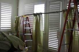 Curtain Wire Home Depot by Olive And Love Tree Branch Curtain Rod