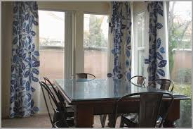 Kitchen Dining Room Curtain Ideas Pretty A Beautiful Floral Trends With Outstanding Of