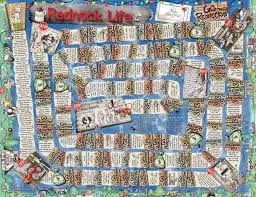 Redneck Life Game Board Just The