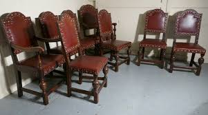 Set Of 8 Gothic Oak Dining Chairs By Gillow - HT224 / LA79627 ... Ophelia Co Simone Solid Wood Ding Chair Set Of 2 1918336523 Shop Homepop Rollback Cream With Red Stripe Single Armchair Tub Newstart Fniture 6 Antique Yew Chairs 1850 To 1900 United Kingdom Room Seat Pair Georgian Ding Chairs Uk Desk Unbelievable Cool Seagrass With Entrancing Amazoncom Lqqff Nordic Modern Minimalist Mushroom Grey Fabric Jessica Oak City Intercon Classic Pedestal Round Table Wayside Bedford Handcrafted Slat Back