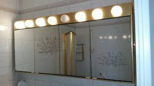original 60er alibert spiegelschrank