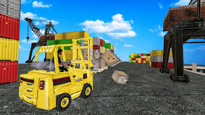 100 Forklift Truck Simulator Cargo Transport Free Download Of Android