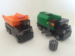 100 Lego Dump Truck LEGO IDEAS Product Ideas Garbage And