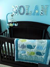 Aqua And Coral Crib Bedding by Bedroom Modern Bedding Set With Pretty Whale Crib Bedding