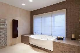 modern badezimmer braun weiß modern bathroom alcove