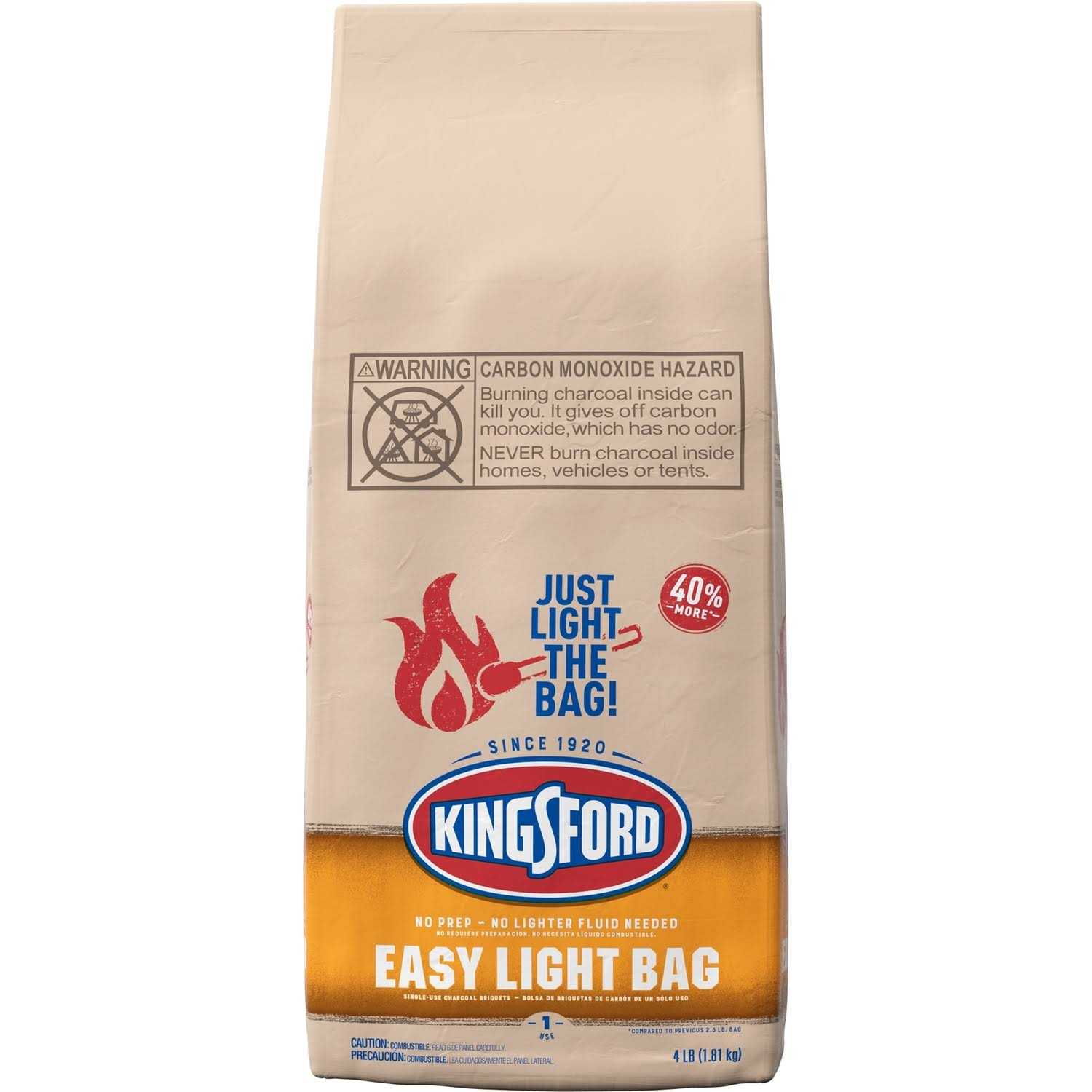 Kingsford Easy Light Bag - 4 lb