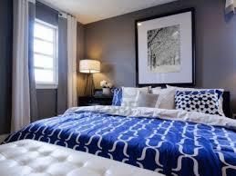 Wonderfull Design Blue And White Bedroom Ideas